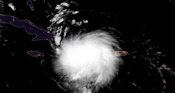 Laura se convierte en huracán cerca del extremo occidental de Cuba: CNH