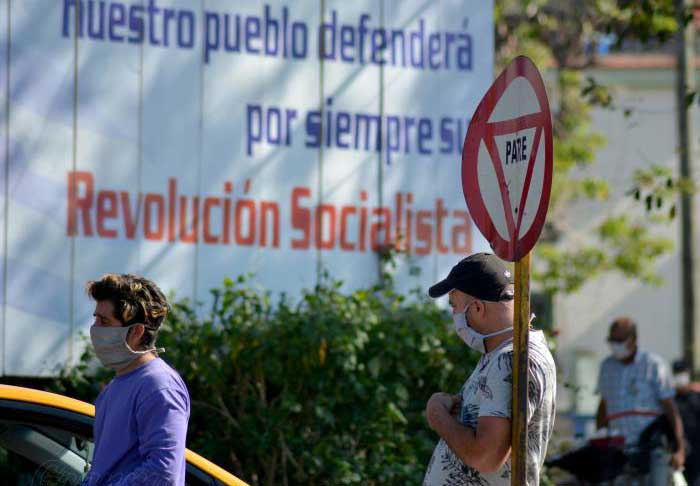 """Our people will always defend our socialist revolution"""