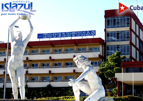 The Las Tunas Hotel, of the Islazul chain, is the only facility that currently provides service here